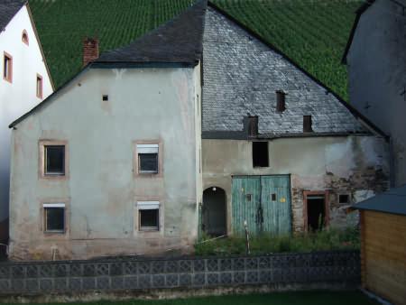 Das Krippenmuseum vor Baubeginn