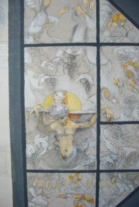 Planung des Krippenmuseums: Namensfindung und Kunst amBau