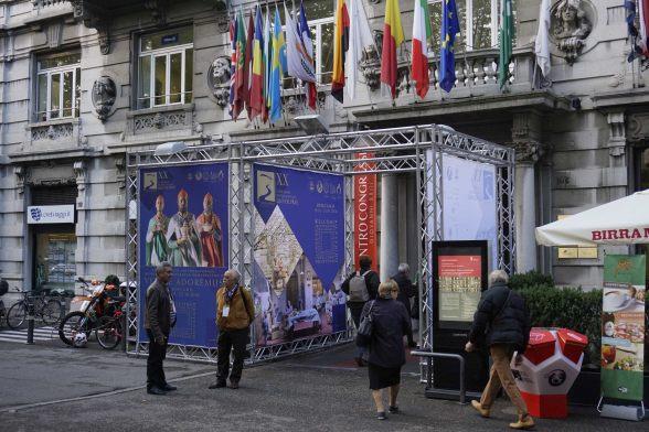 Venite Adoremus – Weltkrippenkongress 2016 in Bergamo