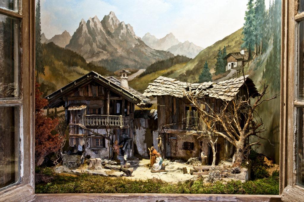 Alpenländische Herbergssuche, von Kurt Post