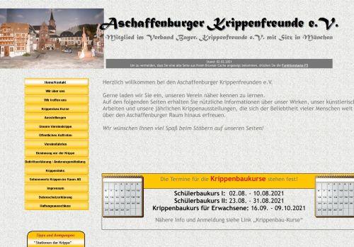 Aschaffenburger Krippenfreunde e.V.