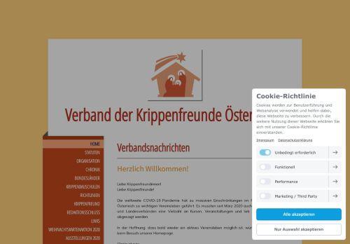 Verband der Österreichischen Krippenfreunde