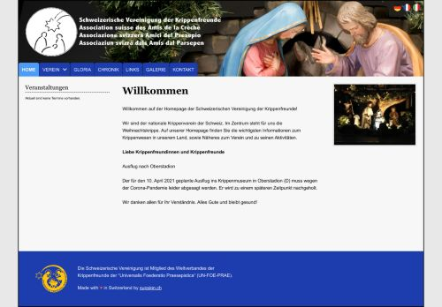Schweizerische Vereinigung der Krippenfreunde