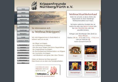 Nürnberger Krippenfreunde