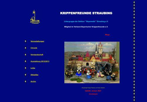 Krippenfreunde Straubing
