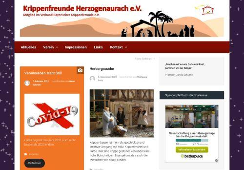 Krippenfreunde Herzogenaurach