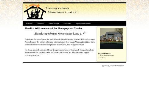 Krippenverein Höfen