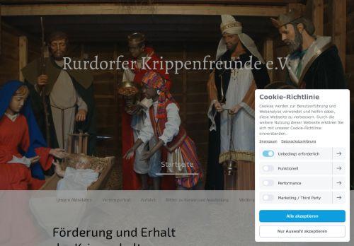 Rurdorfer Krippenfreunde