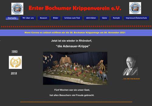 Bochumer Krippenverein