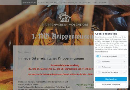 Vösendorfer Krippenfreunde