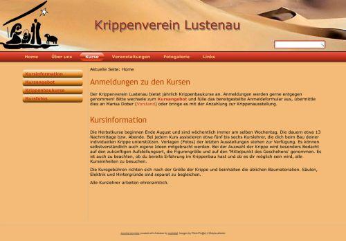 Krippenverein Lustenau