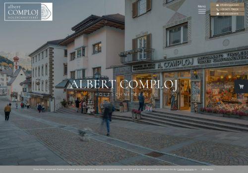Albert Comploj