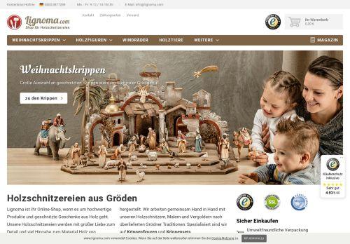 Holzschnitzereien-Welt – Andreas Insam