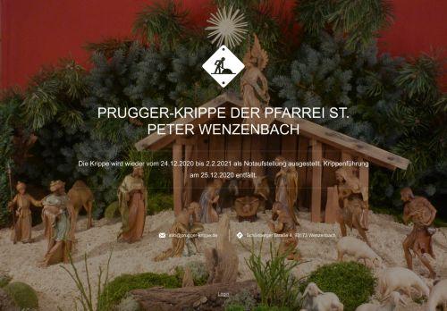 Prugger-Krippe Wenzenbach