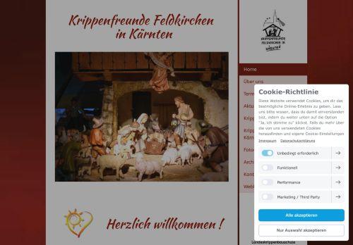 Krippenfreunde Feldkirchen in Kärnten