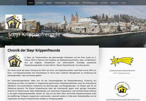 Steyr Krippenfreunde