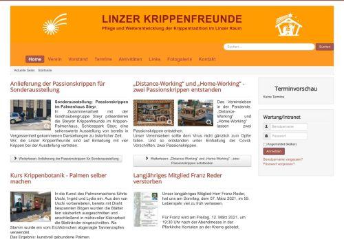 Linzer Krippenfreunde