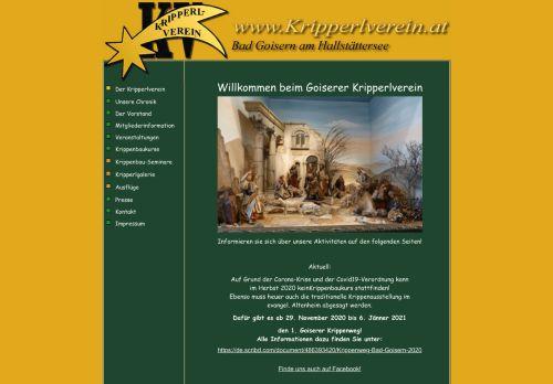 Kripperl Verein Bad Goisern