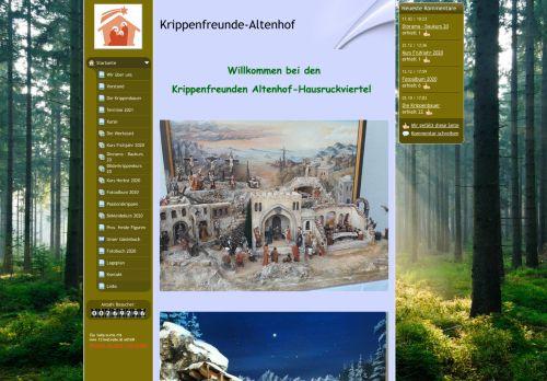 Krippenfreunde Altenhof-Hausruckviertel
