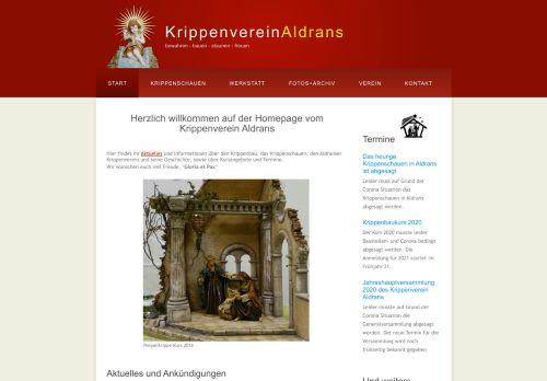 Krippenverein Aldrans