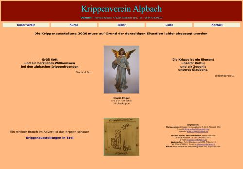 Krippenverein Alpbach