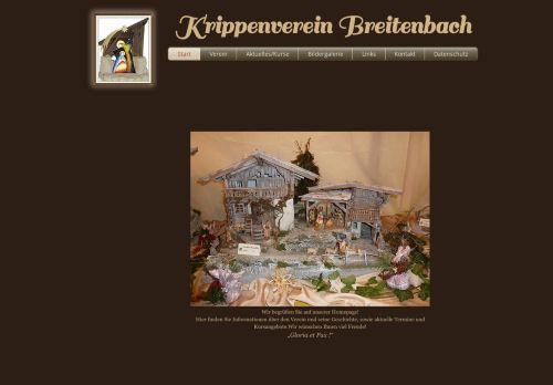 Krippenverein Breitenbach
